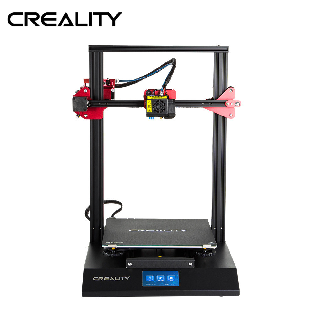 Creality3D CR-10S Pro firmware update(1.60.7)