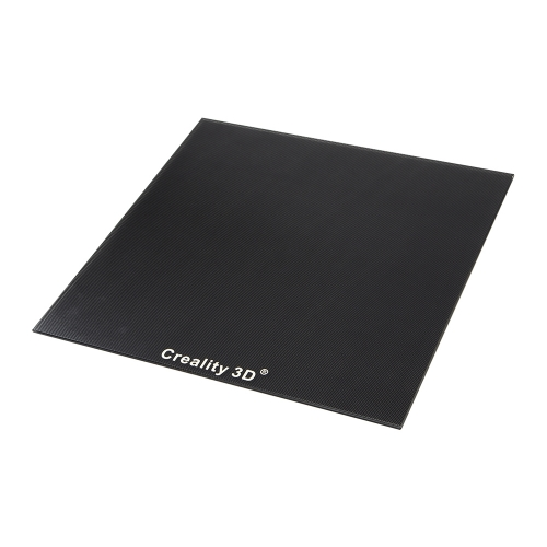 Creality CR-10s Pro Tempered Glass Build Plate Special Chemical Coating 310x320x3mm