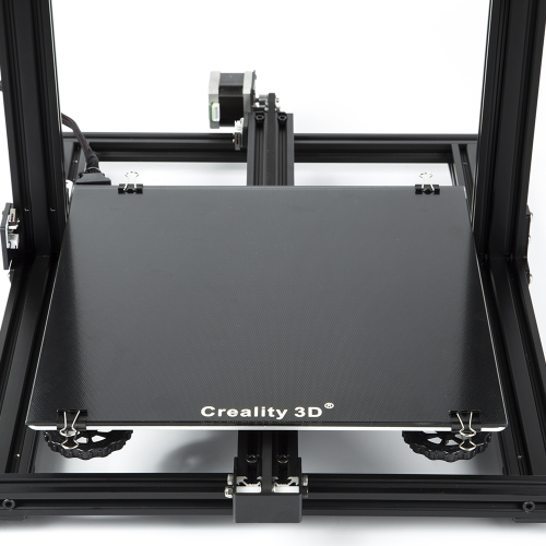 Silicon Carbon CR-10/10S Creality Heated Bed Build Surface Glass plate 310x310x3mm for MK2 MK3 Hot bed