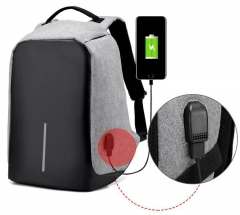 ULTIMATE ANTI-THEFT USB CHARGING TRAVEL BACKPACK