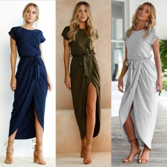 NEW SEXY WOMEN TUNIC SUMMER BEACH VESTIDOS DRESS