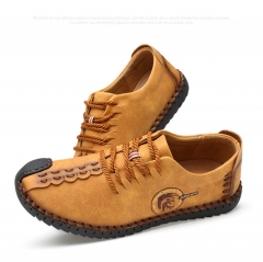 Fashion Comfortable Men Lace-up Leather shoes