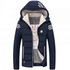 Men Winter Jackets And Coats Thick Warm Jacket