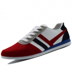 Men's Fashion Sneakers Canvas Casual Shoes