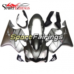 Fairing Kit Fit For Honda CBR600 F4i 2004 - 2007 - Silver