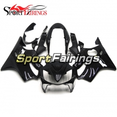 Fairing Kit Fit For Honda CBR600 F4i 2004 - 2007 - Black Matt