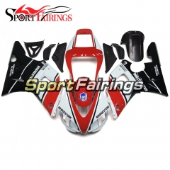 Fairing Kit Fit For Yamaha YZF R1 1998 1999 - Red White Black