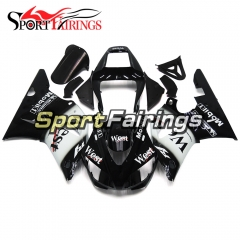 Fairing Kit Fit For Yamaha YZF R1 1998 1999 - Black
