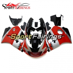 Fairing Kit Fit For Suzuki GSXR600 750 1996-1999 - Red Black