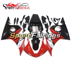 Fairing Kit Fit For Yamaha YZF R6 2003 2004 R6S 06 - 09 -  Red Black