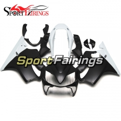 Fairing Kit Fit For Honda CBR600 F4i 2004 - 2007 - Black White