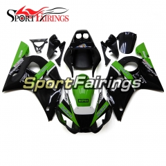 Fairing Kit Fit For Yamaha YZF R6 1998 - 2002 - Green Black