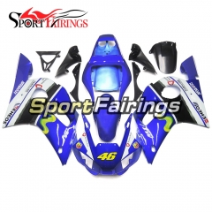 Fairing Kit Fit For Yamaha YZF R6 1998 - 2002 - Blue