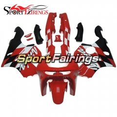 Fairing Kit Fit For Kawasaki ZX6R 1994-1997-Red