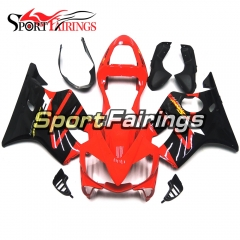 Fairing Kit Fit For Honda CBR600 F4i 2001 - 2003 - Red Black