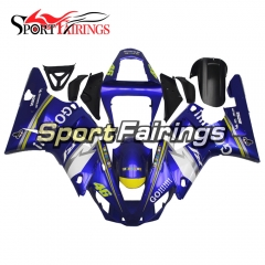 Fairing Kit Fit For Yamaha YZF R1 2000 2001 - Blue