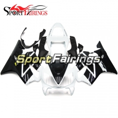 Fairing Kit Fit For Honda CBR600 F4i 2001 - 2003 - Black White