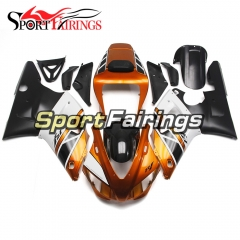 Fairing Kit Fit For Yamaha YZF R1 1998 1999 - Gold White Black