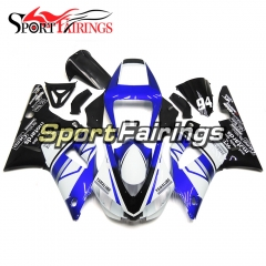 Fairing Kit Fit For Yamaha YZF R1 1998 1999 - Blue White Black