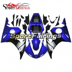 Fairing Kit Fit For Yamaha YZF R6 2003 2004 R6S '06 - 09 - Blue White