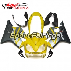 Fairing Kit Fit For Honda CBR600 F4i 2004 - 2007 - Yellow Black