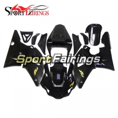 Fairing Kit Fit For Yamaha YZF R1 2000 2001 - Black Gold