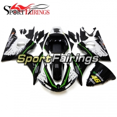 Fairing Kit Fit For Yamaha YZF R6 2003 2004 R6S 06 - 09 -  Black White
