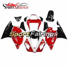 Fairing Kit Fit For Yamaha YZF R1 2000 2001 - Red White Black