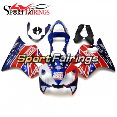 Fairing Kit Fit For Honda CBR600 F4i 2001 - 2003 - Red Blue