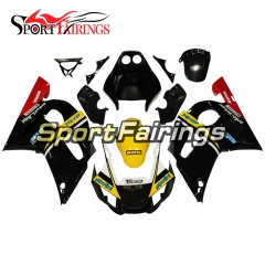 Fairing Kit Fit For Yamaha YZF R6 1998 - 2002 - Yellow Black