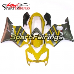 Fairing Kit Fit For Honda CBR600 F4i 2001 - 2003 - Grey Yellow