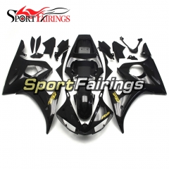 Fairing Kit Fit For Yamaha YZF R6 2003 2004 R6S 06 - 09 -  Gloss Black