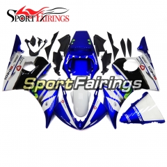 Fairing Kit Fit For Yamaha YZF R6 2003 2004 R6S 06 - 09 -  Movistar Blue