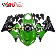 Fairing Kit Fit For Kawasaki ZX6R 2005 - 2006 - Nakano Green Black