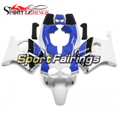 Fairing Kit Fit For Honda CBR250RR MC19 1988 - 1989 - White Blue