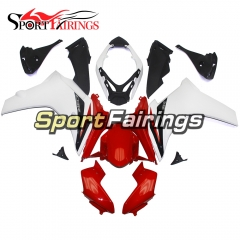Fairing Kit Fit For Honda CBR600F 2011 - 2013 - Red White