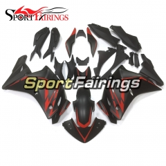 Fairing Kit Fit For Honda CBR250RR 2011 - 2014 -  Red Balck