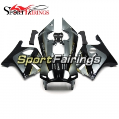 Fairing Kit Fit For Honda CBR250RR MC19 1988 - 1989 - Black Silver