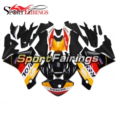 Fairing Kit Fit For Honda CBR250RR 2011 - 2014 -  Repsol Yellow Black