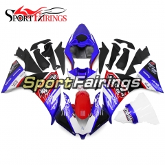 Fairing Kit Fit For Yamaha YZF R1 2012 - 2014 - Red Blue