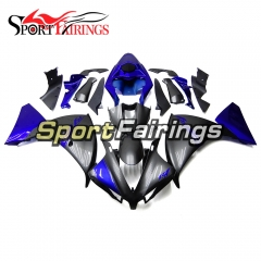 Fairing Kit Fit For Yamaha YZF R1 2012 - 2014 - Grey Blue
