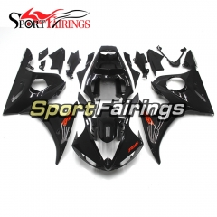 Fairing Kit Fit For Yamaha YZF R6 2005 -  Gloss Black