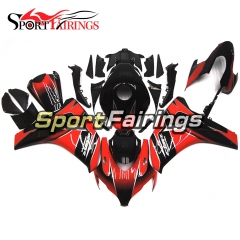 Fairing Kit Fit For Honda CBR1000RR 2008 - 2011 - Red Black