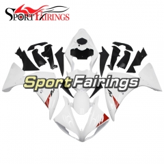 Fairing Kit Fit For Yamaha YZF R1 2009 - 2011 -White