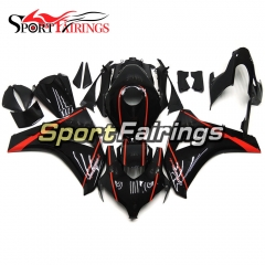 Fairing Kit Fit For Honda CBR1000RR 2008 - 2011 - Fireblade Black Red