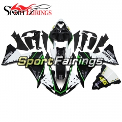 Fairing Kit Fit For Yamaha YZF R1 2009 - 2011 -Black Green White