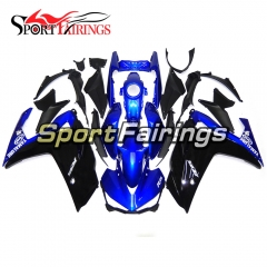 Fairing Kit Fit For Yamaha YZF R25 R3 2015 - 2017 - Black Blue
