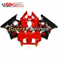 Fairing Kit Fit For Honda CBR400RR NC23 1987 - 1989 - Black Red