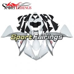 Fairing Kit Fit For Yamaha YZF R1 2009 - 2011 -Silver White