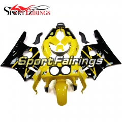 Fairing Kit Fit For Honda CBR400RR NC29 1990 - 1999 - Yellow Black